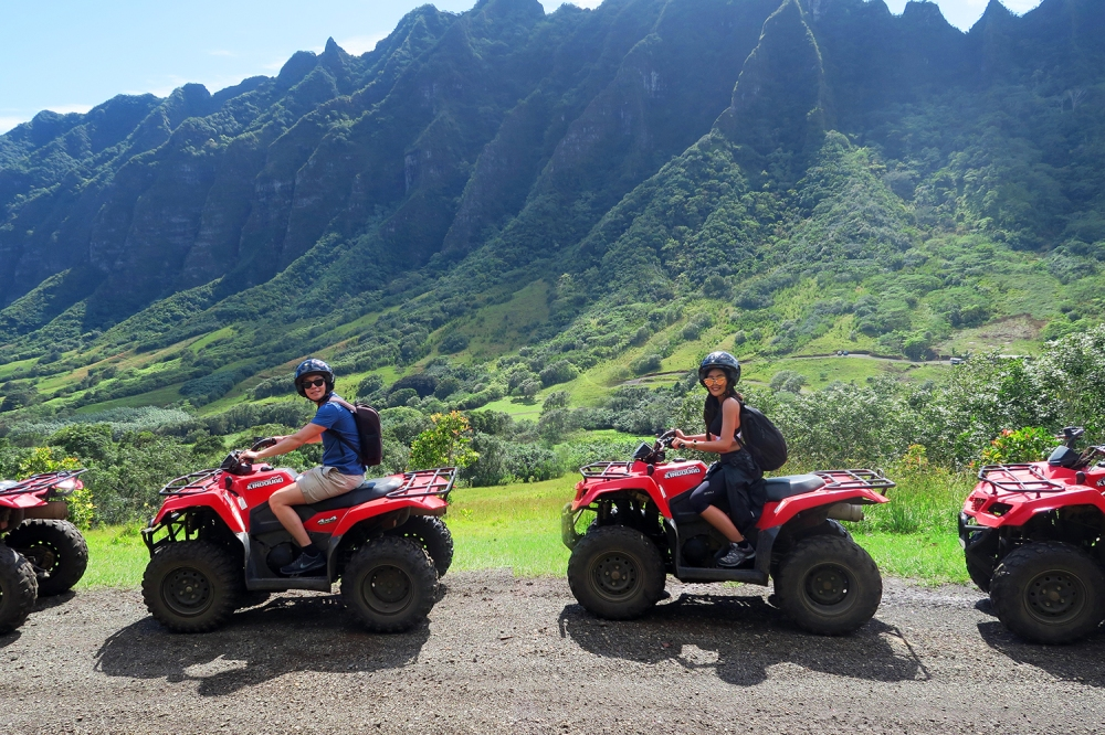 kualoa ranch atv tour
