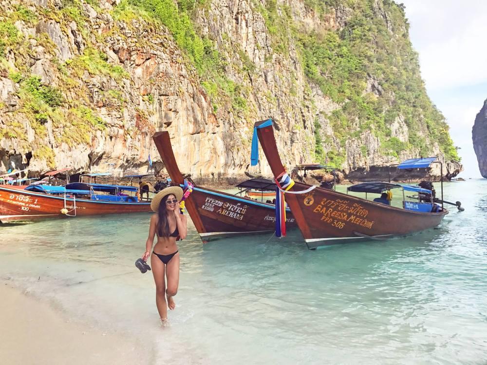 Maya Bay Krabi Phi Phi