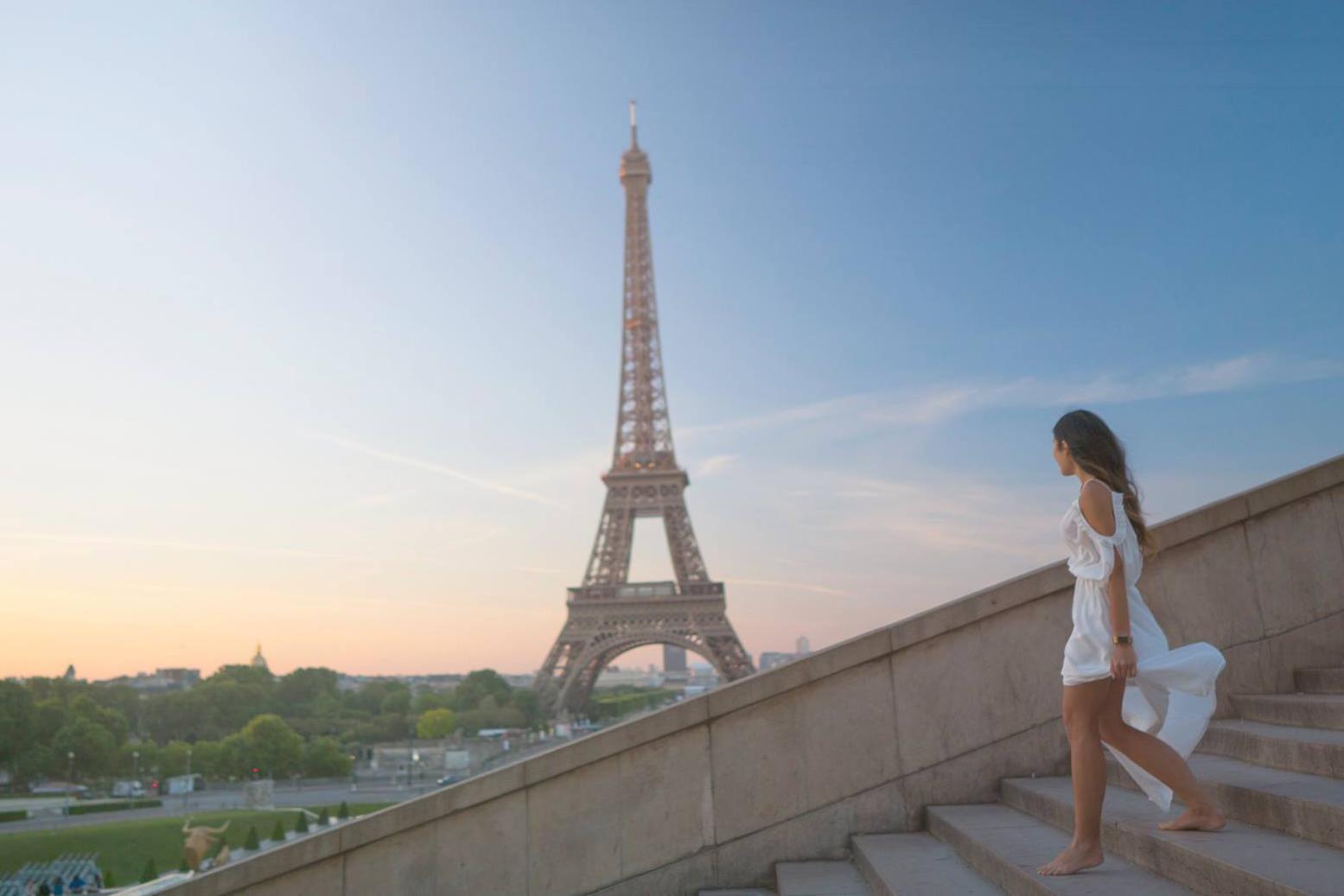 Eiffel Tower Paris what to do in Paris