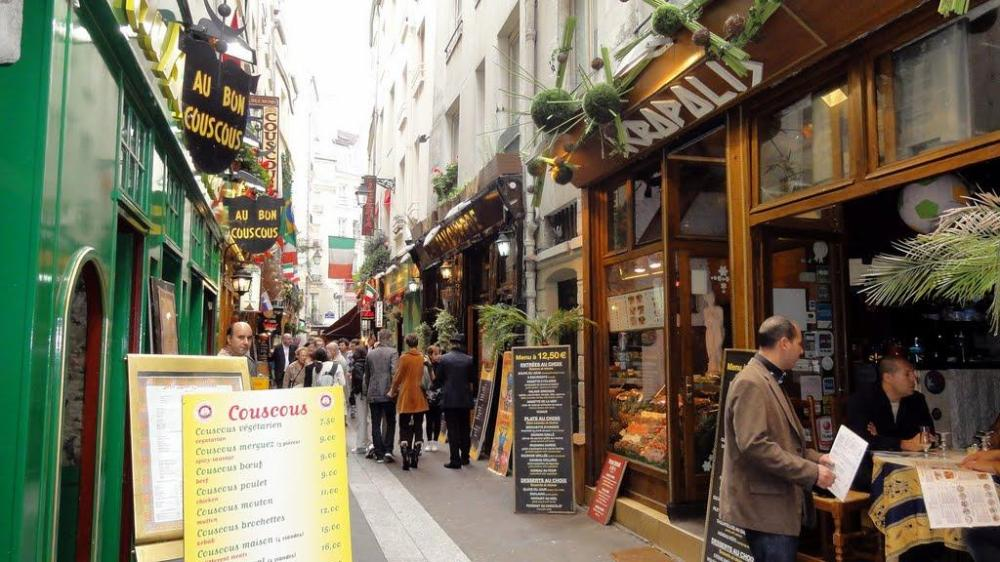 The Latin Quarter