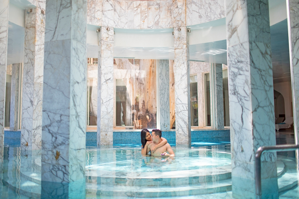 Es Saadi Palace Marble Pool