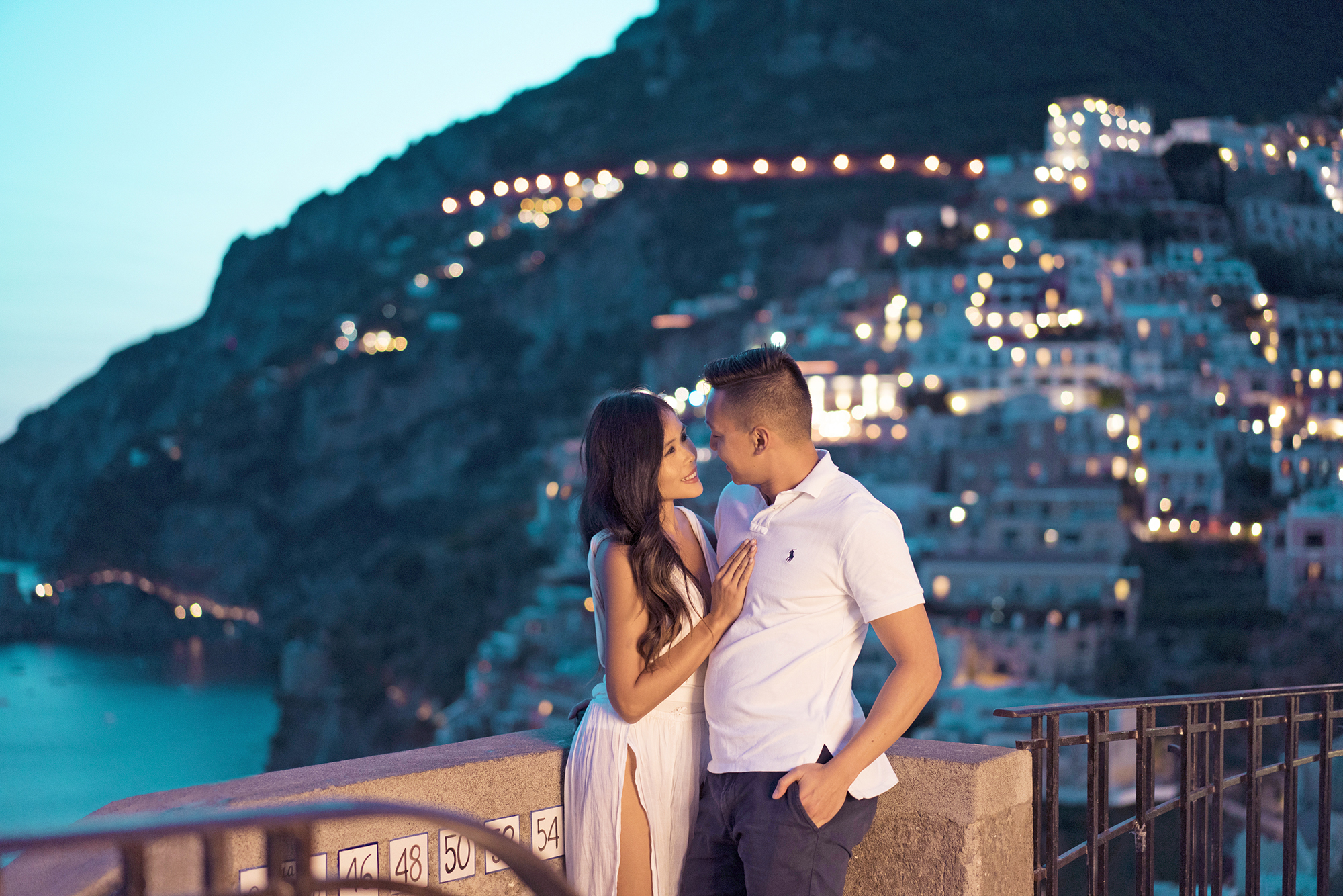 Amalfi Coast Positano View