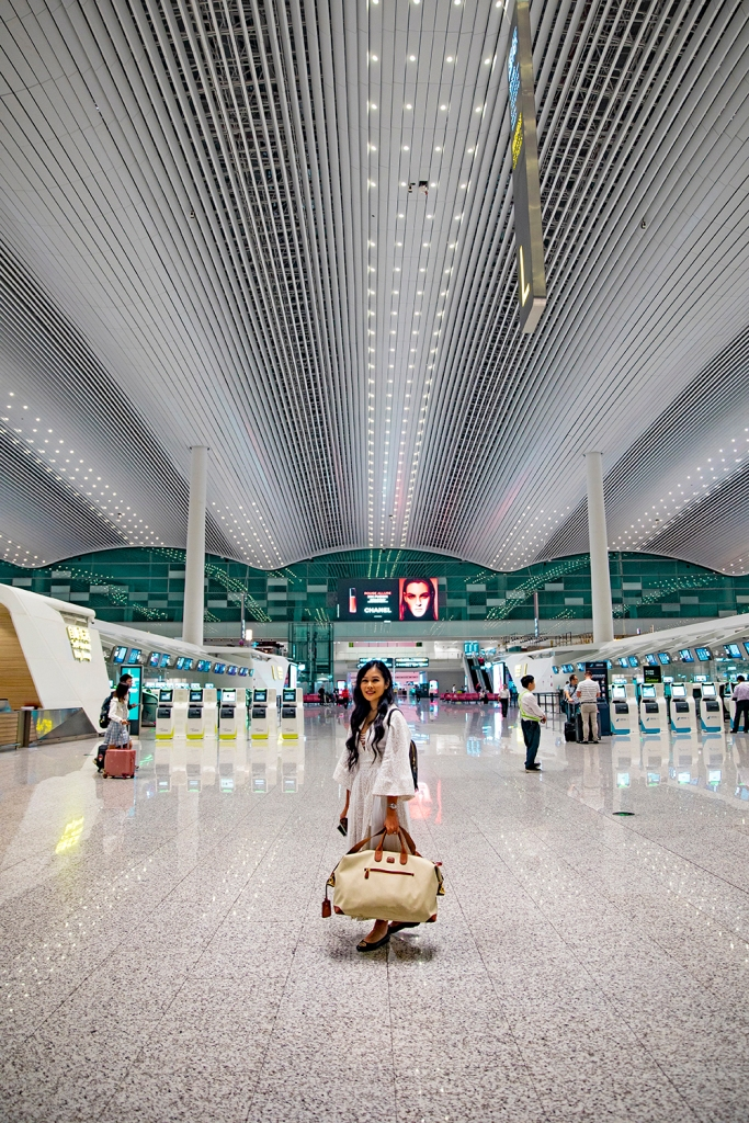 Baiyun Airport Guangzhou China